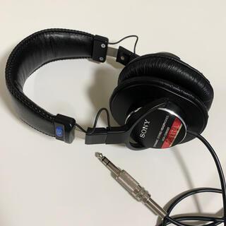 SONY MDR-CD900ST ソニー ヘッドホン