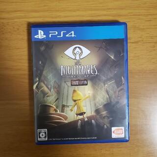 PlayStation4 - リトルナイトメア1 PS4