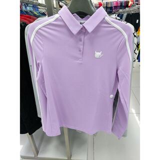 WAAC golf 韓国 ゴルフ シャツ