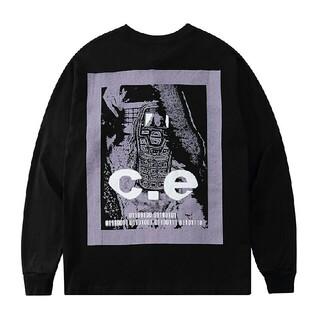 新品 C.E Cavempt ロンT  L(Tシャツ/カットソー(七分/長袖))
