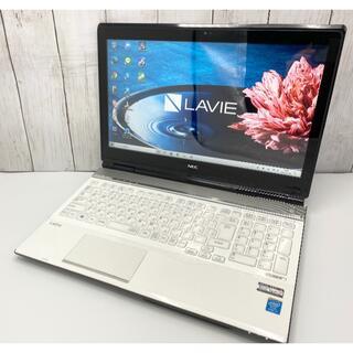 NEC - NEC ノートPC Core i7-4702MQ SSD512GB メモリ8GB