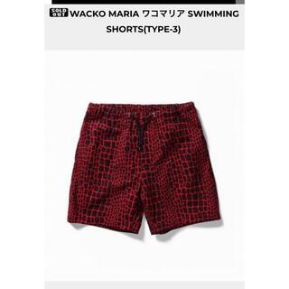 WACKO MARIA - 完売品 ワコマリア   ハーフパンツ クロコダイル