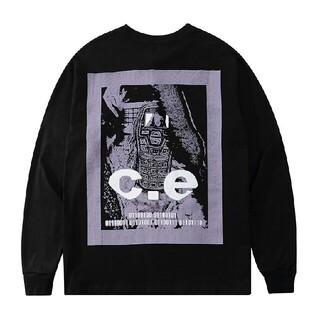 新品 C.E Cavempt ロンT  XL(Tシャツ/カットソー(七分/長袖))