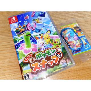 Nintendo Switch - ポケモンスナップ 特典付