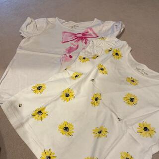 ケイトスペードニューヨーク(kate spade new york)のケイトスペード 2枚セット(Tシャツ/カットソー)