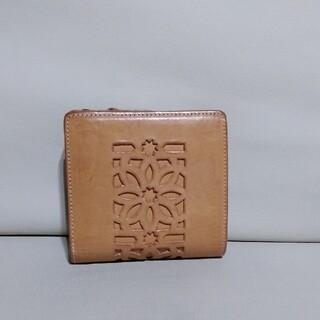 genten - ゲンテンgenten カットワーク折り財布
