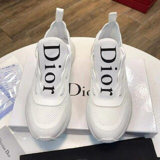 Dior - 大人気✨Diorディオール スニーカー 男女兼用