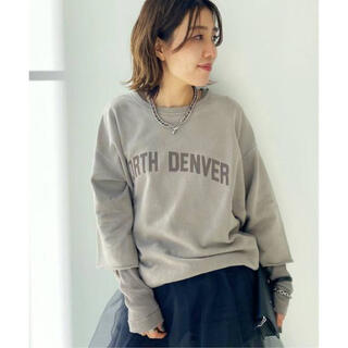 L'Appartement DEUXIEME CLASSE - 【最終価格!】L'Appartement STAMMBAUM LOGOSweat