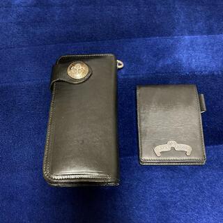 バックボーン(BACKBONE)のBACK BONE財布 手帳型財布 セット(長財布)