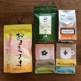ルピシア(LUPICIA)のルピシアセット♡紅茶・緑茶・烏龍茶(茶)