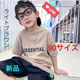 フィアオブゴッド(FEAR OF GOD)の新品♪ 再入荷 春物韓国 KIDS Tシャツ (Tシャツ/カットソー)