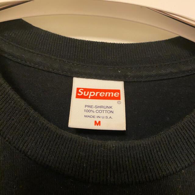 Supreme(シュプリーム)のSupreme scarface スカーフェイス blimp tee M メンズのトップス(Tシャツ/カットソー(半袖/袖なし))の商品写真
