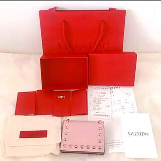 ヴァレンティノ(VALENTINO)のヴァレンティノ  ミニウォレット(財布)