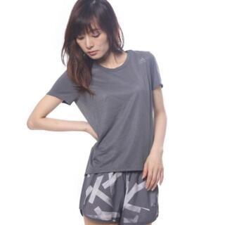 アディダス(adidas)のアディダス adidas レディース 陸上/ランニング 半袖Tシャツ(トレーニング用品)