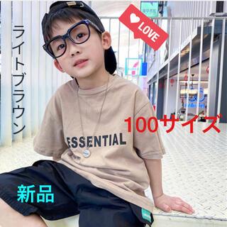 フィアオブゴッド(FEAR OF GOD)の♪新品♪ Tシャツ 子供服 100サイズ(その他)