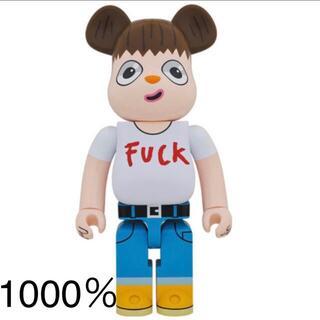 BE@RBRICK JAVIER CALLEJA 1000%(その他)
