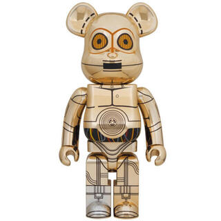 メディコムトイ(MEDICOM TOY)の新品未開封BE@RBRICK C-3PO 1000%(その他)