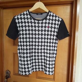 BURBERRY BLACK LABEL - BURBERRY BLACK LABEL Tシャツ 2 M ホースロゴ 日本製