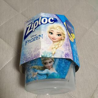 ディズニー(Disney)の日本未発売⭐︎アナと雪の女王 ジップロックフードコンテナ3個セット(容器)