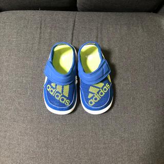 アディダス(adidas)のアディダス サンダル 14㎝(サンダル)