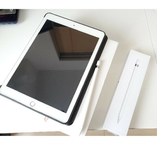iPad - 中古 iPad2018 + apple pencil