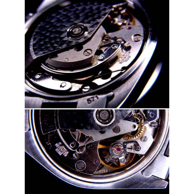 ROLEX(ロレックス)の6263 ビンテージBIG SLV スイスValjoux 7750自動巻部品一式 メンズの時計(腕時計(アナログ))の商品写真