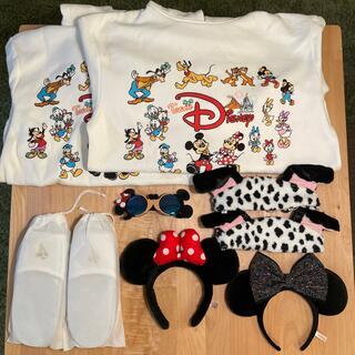 ディズニー(Disney)の【はなはなガールズ様専用】ディズニーペアルックセット(キャラクターグッズ)