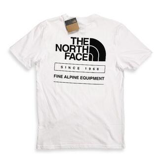 ザノースフェイス(THE NORTH FACE)のノースフェイス「新品正規品タグ付き」海外限定Throw back Tシャツ(Tシャツ/カットソー(半袖/袖なし))