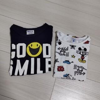 BREEZE - ディズニー&ブリーズTシャツ 2枚セット