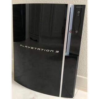 プレイステーション3(PlayStation3)のPlayStation3 本体 初期型 PS3 CECHL00 (家庭用ゲーム機本体)