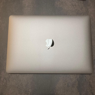 Apple - 【中古ほぼ未使用】MacBook air スペースグレイ 256GB 8GB
