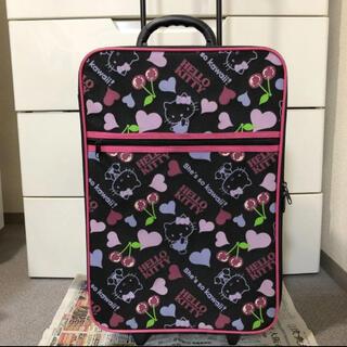 キティーちゃん キャリーバッグ(スーツケース/キャリーバッグ)