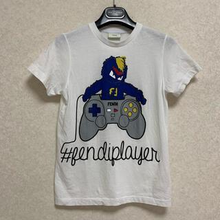 フェンディ(FENDI)のフェンディ Tシャツ プレステ 10(Tシャツ/カットソー)