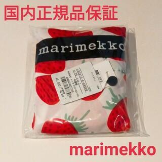 marimekko - 【正規品】マリメッコ スマートバッグ エコバッグ MANSIKKA マンシッカ