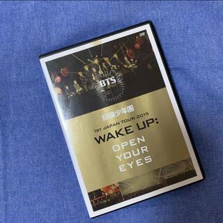ボウダンショウネンダン(防弾少年団(BTS))の防彈少年團/1st JAPAN TOUR 2015「WAKE UP:OPEN …(K-POP/アジア)