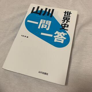 山川一問一答世界史(語学/参考書)