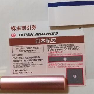 JAL株主割引券(航空券)