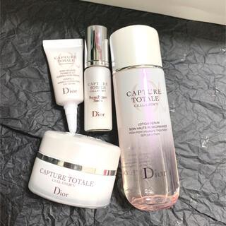 Dior - ディオール カプチュール トータル セルENGY セット 4点