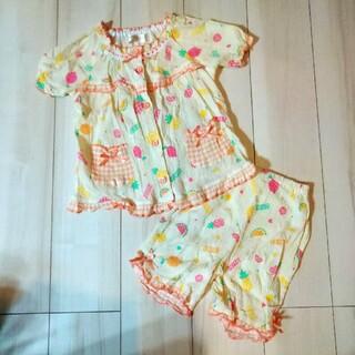 天使のしっぽ♡半袖パジャマ♡100cm