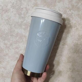 Starbucks Coffee - スターバックス ステンレス ブルー エルマ タンブラー スタバ