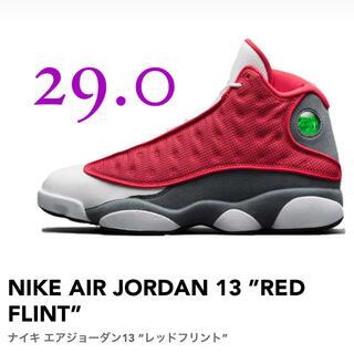 """ナイキ(NIKE)のNIKE AIR JORDAN 13 """"RED FLINT""""(スニーカー)"""