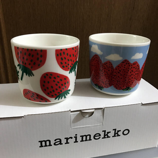 marimekko - マリメッコ  ラテマグ  マンシッカ  ヴォレット