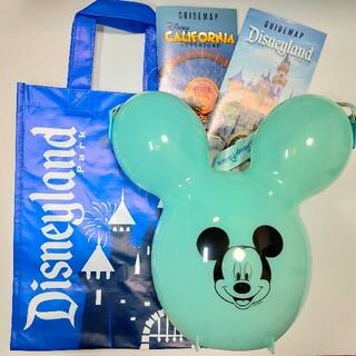 Disney - ★おまけ付★ミッキーバルーン ポップコーンバケット 海外ディズニー アクア