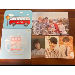 ASTRO 4th mini album dream part.1(K-POP/アジア)
