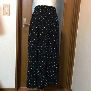 ジーユー(GU)のGU ジーユー キュロットスカート 美品(キュロット)