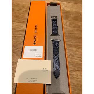 エルメス(Hermes)のApple Watch HERMESバンド38/40mm用 (レザーベルト)