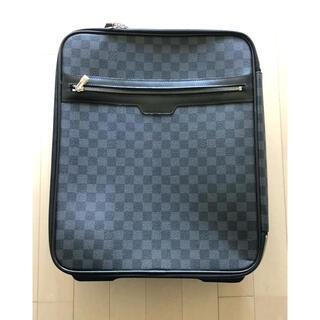 ルイヴィトン(LOUIS VUITTON)のLV ルイヴィトン ペガス45 ダミエ グラフィット(トラベルバッグ/スーツケース)