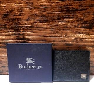 バーバリー(BURBERRY)の未使用 品箱付 バーバリー BURBERRY ノバチェック 2つ折り財布(折り財布)