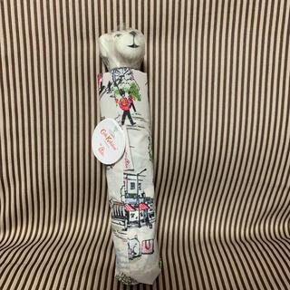 キャスキッドソン(Cath Kidston)のキッドソン 折りたたみ傘 犬(傘)