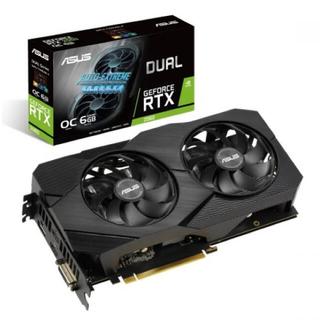 エイスース(ASUS)のASUS Dual GeForce RTX2060 グラフィックスボード(PCパーツ)